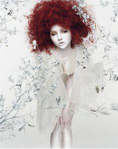 lily cole solve sundsbo 011.jpg (800×1005) #lily #sundsbo #color #portrait #key #minimal #solve #high #cole