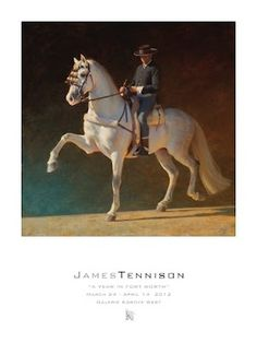 James Tennison: A Year in Fort Worth #art #fine