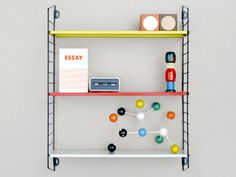 Office Shelf Set #shelving #furniture #molecule #shelf #atom