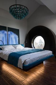 Two-Storey Apartment Georgievskiy by Dreamdesign 11