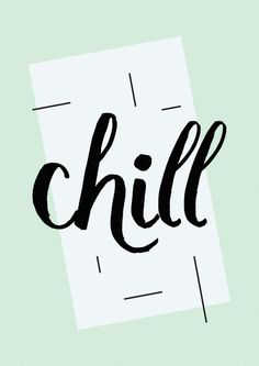 Chill Art Print by Koning | Society6