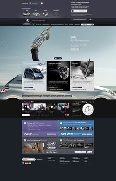 Web design inspiration #design #web