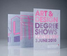 NTU Degree Shows 10 : Andrew Townsend #type #design #geometry #pattern