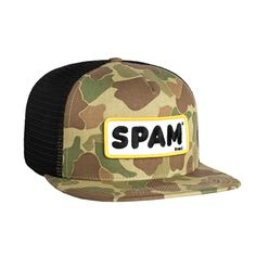 "Huf ""Spam"" inspired #hat"