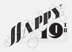 Typeverything.com Happy 19th. - Typeverything