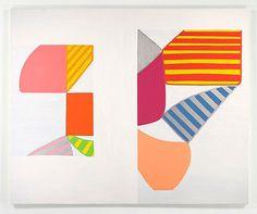 Elizabeth McIntosh | PICDIT #abstract #line #colour #painting