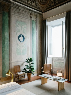 Numeroventi in Florence Designed for Co-Living and Studio Working Space 8