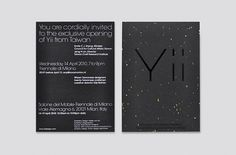 Yii - Brand identity on the Behance Network #business #branding #materials #identity #logo