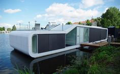 'Watervilla de Omval' by +31ARCHITECTS (NL) @ Dailytonic #architecture
