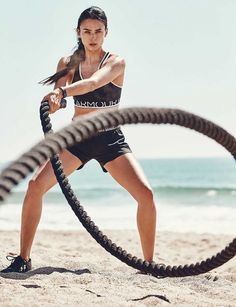 Fitness Advertising: Sport Commercial Photography by Matt Hawthorne