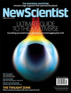 New Scientist no. 2840 #gilmore #andy