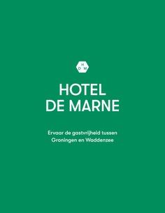 HOTEL DE MARNE logo