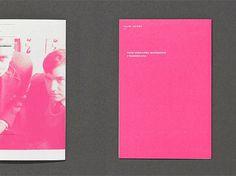 Ee / Bench.li #color #editorial