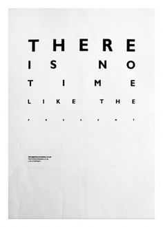 Every reform movement has a lunatic fringe #poster #typography