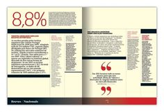 + 2 Designers » Archive » Estratégia #graphics #magazine
