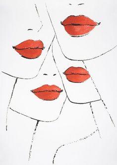 Jason Brooks Fashion Illustration – Illustration inspiration on MONOmoda #illustration #fashion
