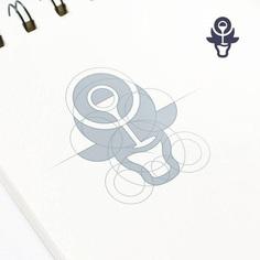 Culture milk (concept logo) by Ivan Krivenko
