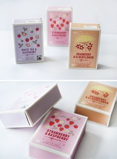 Griottes, palette culinaire - Part 3 #packaging #infusion #marksspencer #tea