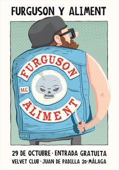 furguson_aliment #illustration