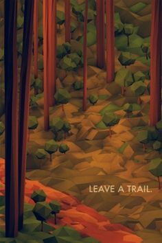 Wander Blog #a #postcard #reynolds #leave #trail #illustration #timothy #onwander