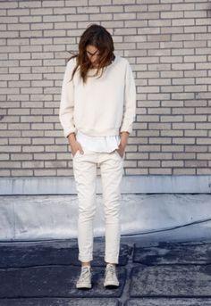 BLCKout #fashion #white #northwood #bambi