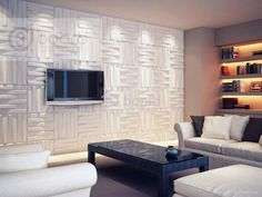#3d #3d_wall_panel, #interior #home #walls #decor #wallart #wall #paneling #decorating #surfaces #contemporary #furnishing #textured #inte