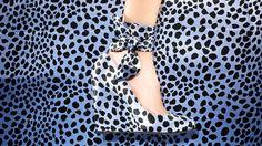The Studio of Williamson Curran #fashion #shoes #prints #film