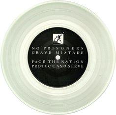 eyeone | seeking heaven #punk #white #design #graphic #black #vinyl #and #records