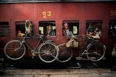 Indian Railway Series – Fubiz™ #india #photography #railway