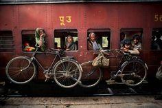 Indian Railway Series – Fubiz™ #india #photography #railway