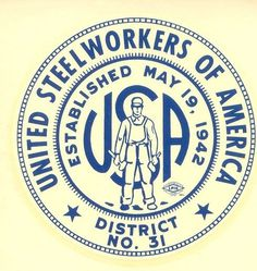 Logos / us steelworkers #stellworkers