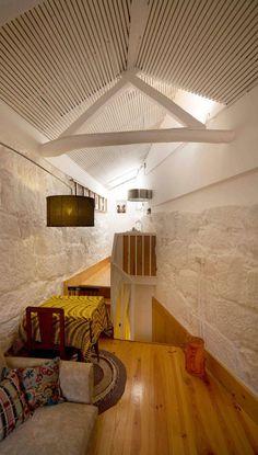 Rehabilitation of a Small Historic House in Porto, Portugal 2