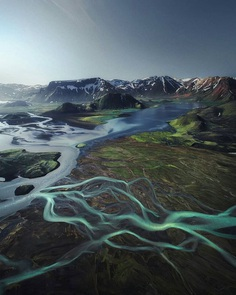 Spectacular Landscapes of Iceland by Simona Buratti