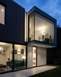 Quarter House by TE Architects