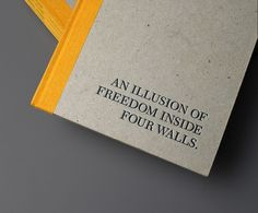 Luxembourg & Dayan on the Behance Network #identity