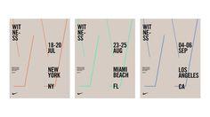 Vitor Andrade — Designer & Art Director #grid #nike #posters