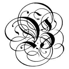 ornamental typography   bickham #bickham #ornamental #typography