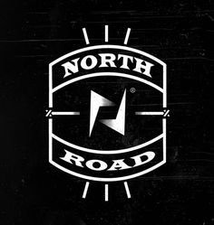 North Road #logo #north #road
