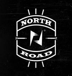 North Road #logo #north #road
