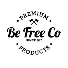 Be Free Clothing - Branding