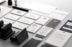 Graphic-ExchanGE - a selection of graphic projects #design #identity #stationery