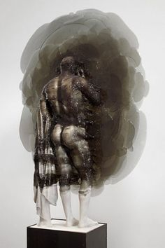Disappear - Nick van Woert #sculpture