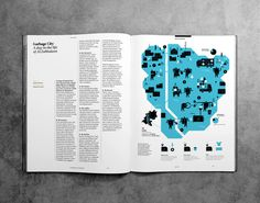 the outpost - 00 #layout #magazine