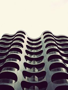 Curved building #photography #architecture