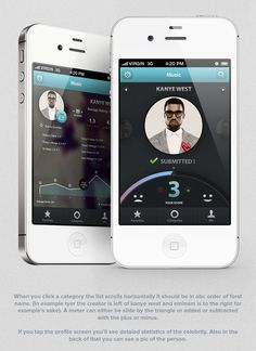 PPLrated - iOS Application #pplrated #mobile