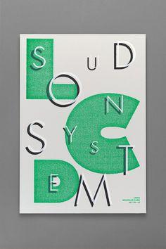 LCD Soundsystem #print #poster
