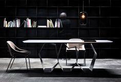 Quasimodo Table by Ronda Design #design #furniture #modernfurniture