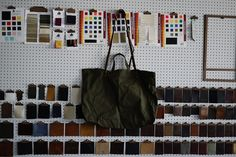 Blog | Leather Goods, Wallets, Bags, Accessories | Made in the USA #board #wall