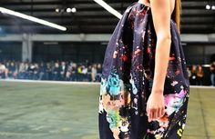 JAK & JIL BLOG #fashion #paint #dress