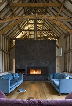Chantry Farm Barn by Hudson Architects 12